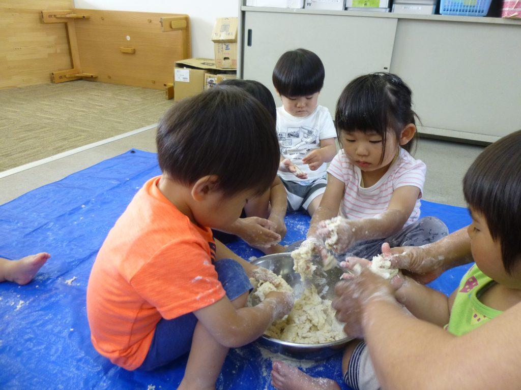 小麦粉粘土3